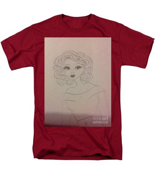 Ashley Barbour Men's T-Shirt  (Regular Fit) by Philip Bracco