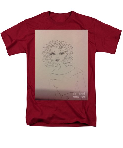 Ashley Barbour Men's T-Shirt  (Regular Fit)