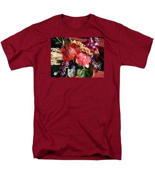 Autumn Bouquet Men's T-Shirt  (Regular Fit)