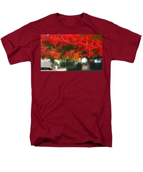Autumn Fresno Men's T-Shirt  (Regular Fit)