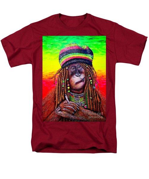 B.#2 Men's T-Shirt  (Regular Fit) by Viktor Lazarev