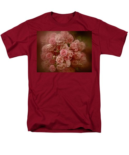 Beautiful Roses 2016 No. 3 Men's T-Shirt  (Regular Fit) by Richard Cummings