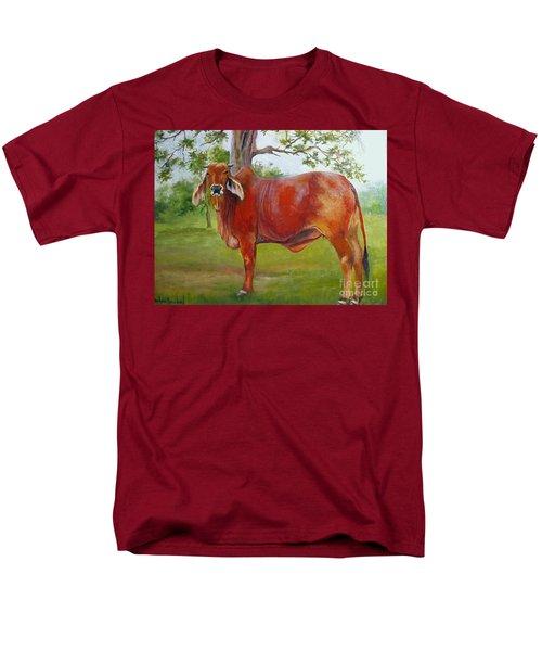Bessie The Brahama Men's T-Shirt  (Regular Fit)