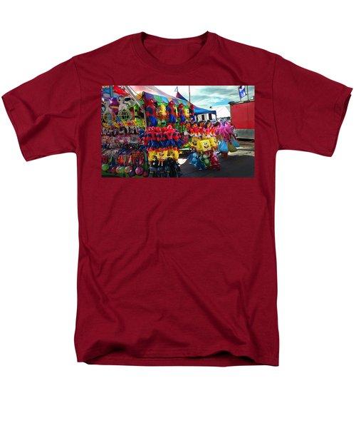 Blowed Up Men's T-Shirt  (Regular Fit) by Steve Sperry