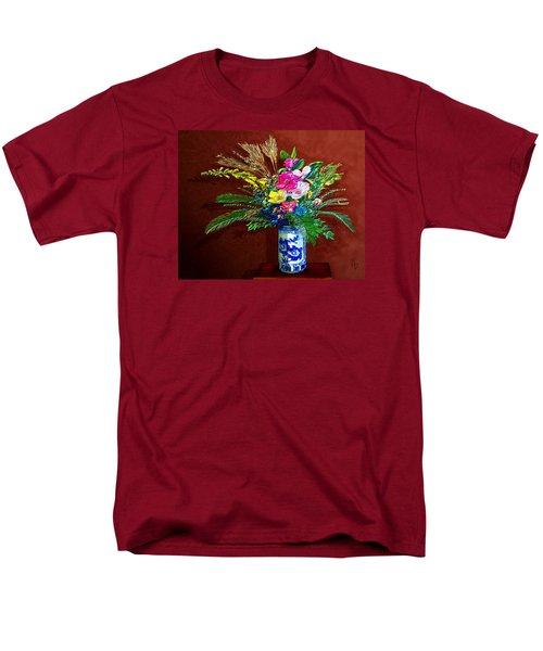 Bouquet Magnifique Men's T-Shirt  (Regular Fit) by Ric Darrell