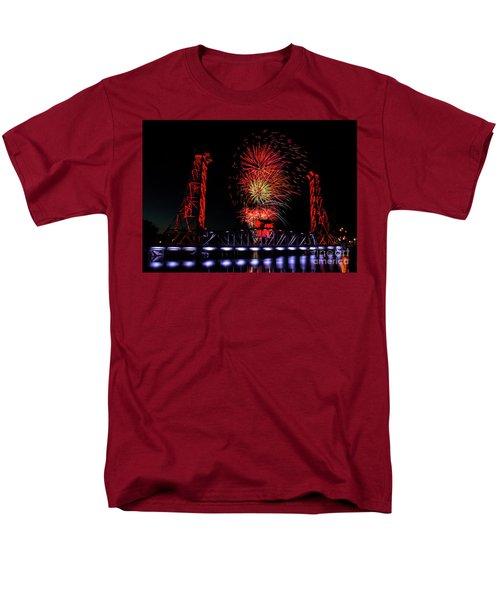 Bridge 13 In Welland Men's T-Shirt  (Regular Fit)