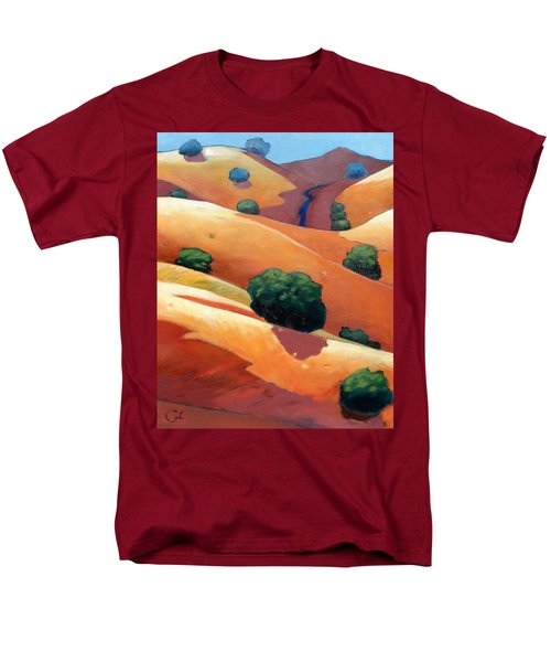 Ca Rollers Trip II Men's T-Shirt  (Regular Fit) by Gary Coleman