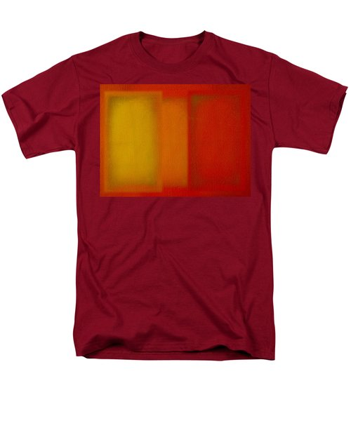 Cadmium Lemon Men's T-Shirt  (Regular Fit) by Charles Stuart