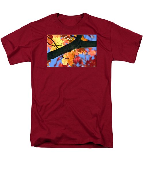 Changing Of The Colors Men's T-Shirt  (Regular Fit)