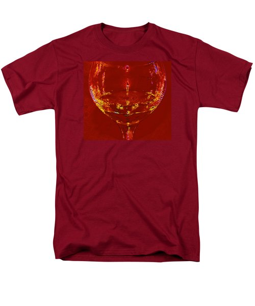 Chardonnay Men's T-Shirt  (Regular Fit) by John Stuart Webbstock