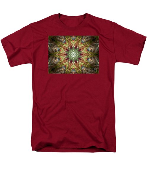 Christmas Wishes  Men's T-Shirt  (Regular Fit) by Christy Ricafrente