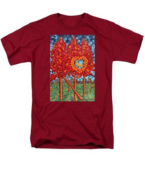 City Moonshine Men's T-Shirt  (Regular Fit)