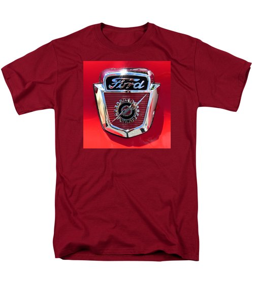 Classic Ford Logo Men's T-Shirt  (Regular Fit) by Spyder Webb