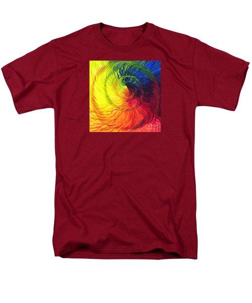 Color Men's T-Shirt  (Regular Fit) by Jeanette Jarmon