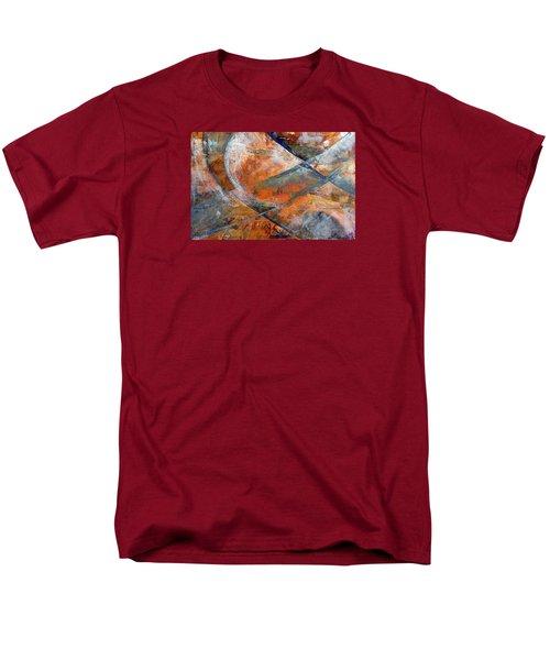 Composition Hieroglyphe Men's T-Shirt  (Regular Fit) by Walter Fahmy