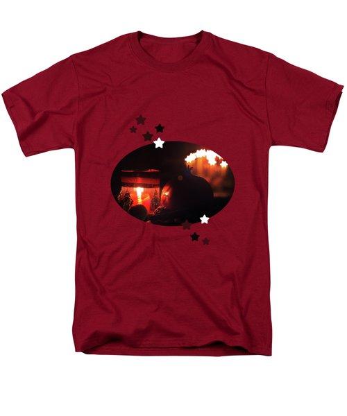 Cozy Advent Men's T-Shirt  (Regular Fit)