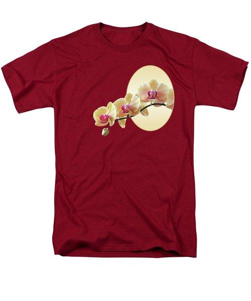 Cream Delight - Square Men's T-Shirt  (Regular Fit) by Gill Billington