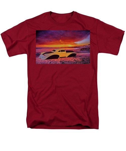 Custom Lead Sled Men's T-Shirt  (Regular Fit) by Louis Ferreira