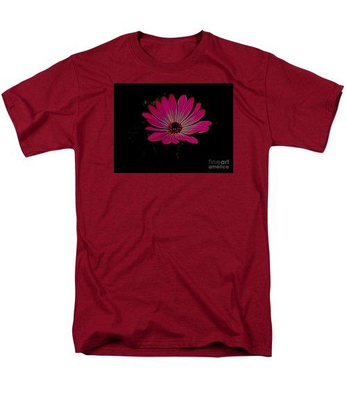 Daisy Flower Men's T-Shirt  (Regular Fit) by Suzanne Handel