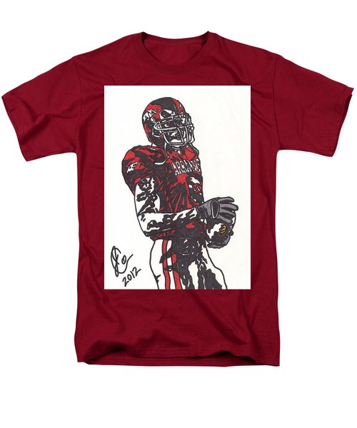 Darren Mcfadden 3 Men's T-Shirt  (Regular Fit) by Jeremiah Colley
