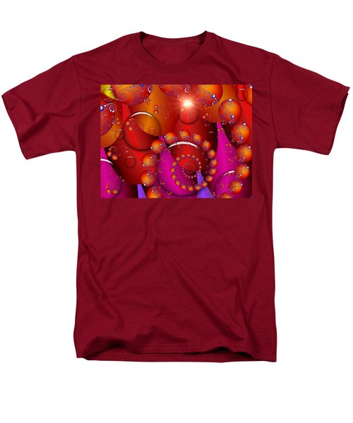 Men's T-Shirt  (Regular Fit) featuring the digital art Dawn by Robert Orinski