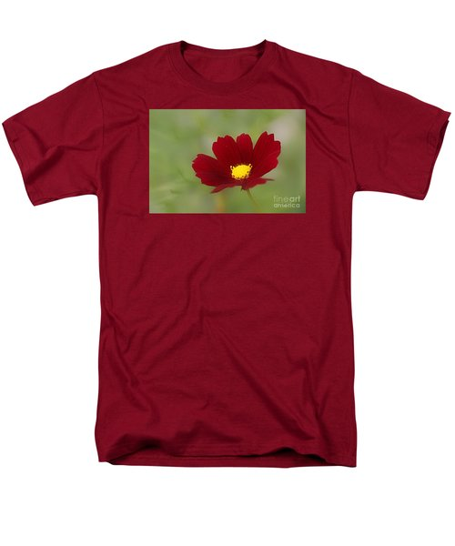 Deep In Red Men's T-Shirt  (Regular Fit) by Yumi Johnson