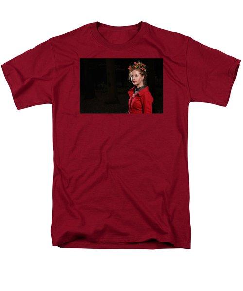 Deep In The Forest Men's T-Shirt  (Regular Fit) by Robert Krajnc
