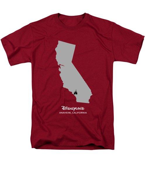 Disneyland Men's T-Shirt  (Regular Fit)