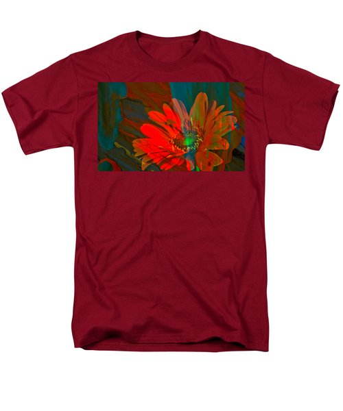 Men's T-Shirt  (Regular Fit) featuring the photograph Dreaming Of Flowers by Jeff Swan