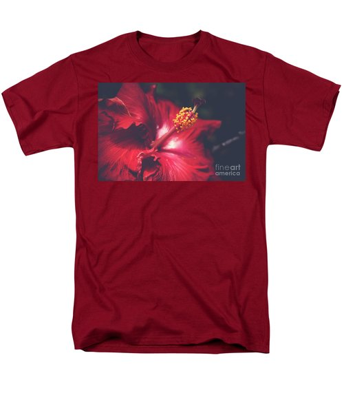 Men's T-Shirt  (Regular Fit) featuring the photograph Evening Whispers by Sharon Mau