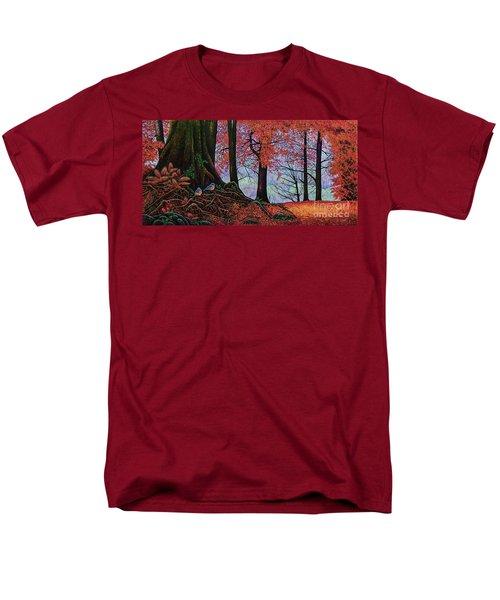 Fall Colors II Men's T-Shirt  (Regular Fit) by Michael Frank