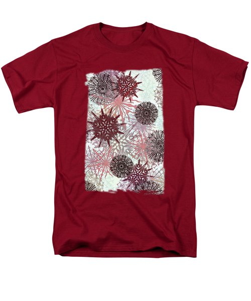 Flakes Love Men's T-Shirt  (Regular Fit)