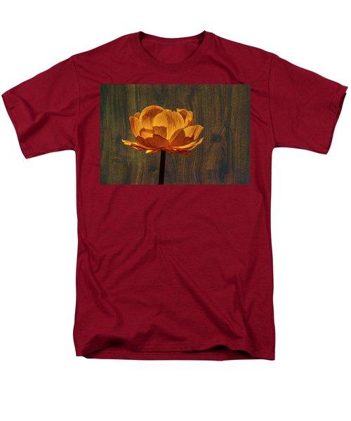 Golden Orange #g0 Men's T-Shirt  (Regular Fit)