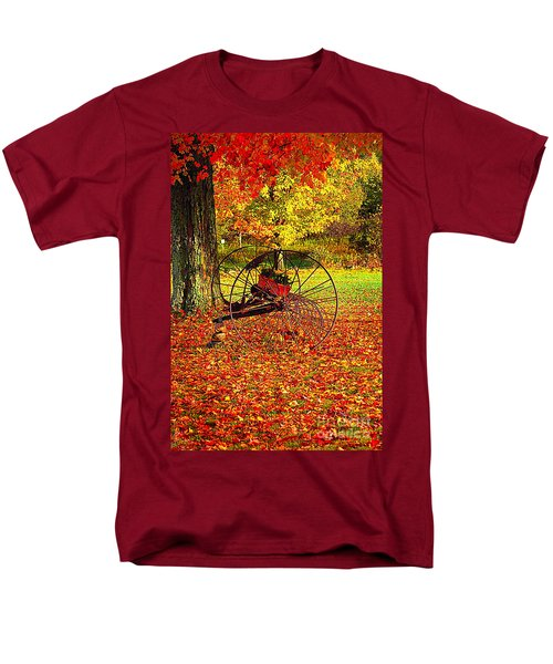 Gone With The Wind Men's T-Shirt  (Regular Fit) by Diane E Berry