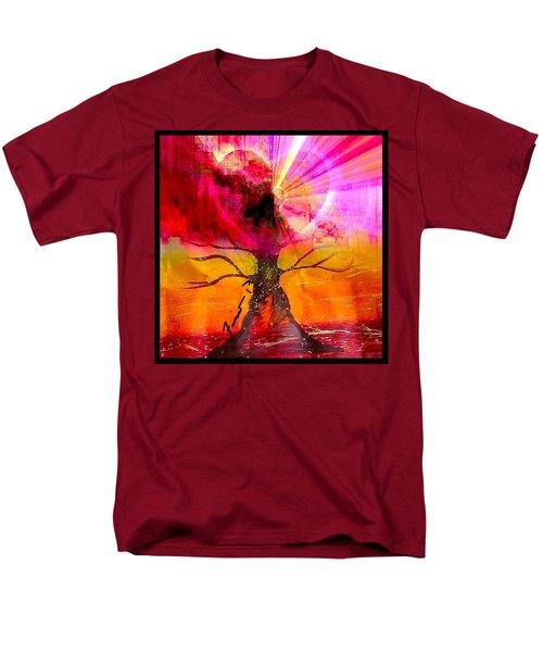 Growing Love Men's T-Shirt  (Regular Fit) by Fania Simon