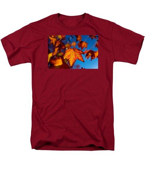 Hanging On Men's T-Shirt  (Regular Fit) by Derek Dean