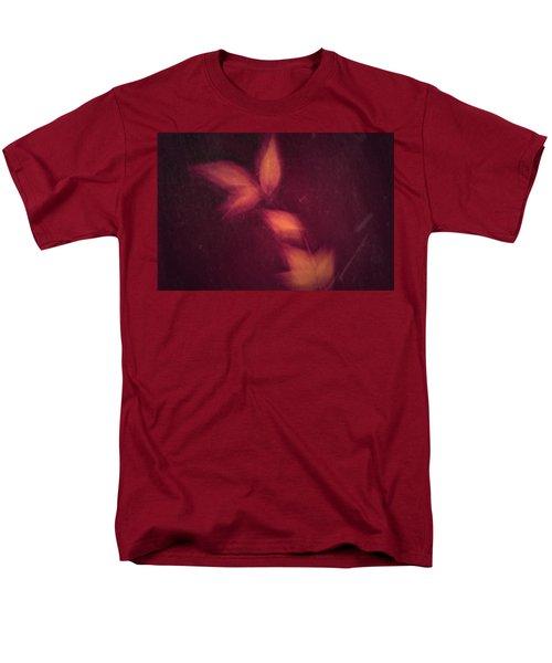 Heated Men's T-Shirt  (Regular Fit) by Mark Ross