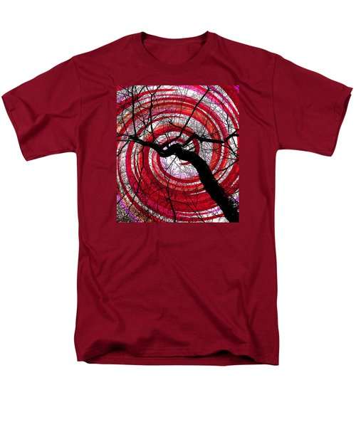 Men's T-Shirt  (Regular Fit) featuring the photograph Hypnotic Nature by Shawna Rowe