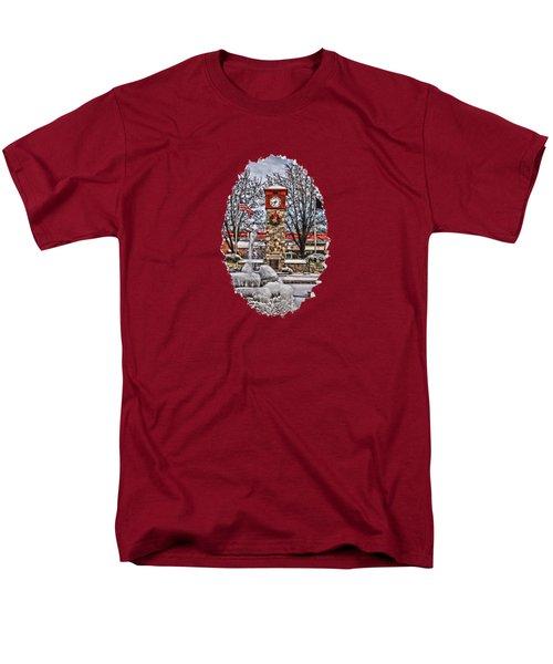 Ice Cold Holiday Men's T-Shirt  (Regular Fit) by DJ Florek