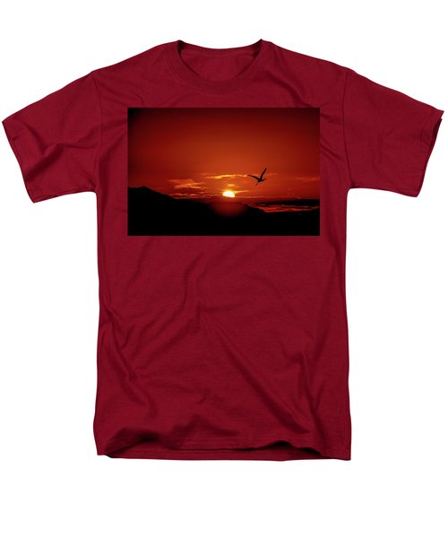 Journey Home Men's T-Shirt  (Regular Fit) by Mark Dunton