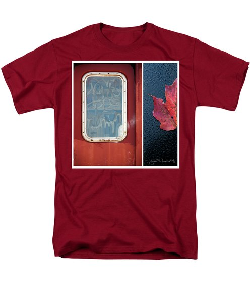 Juxtae #14 Men's T-Shirt  (Regular Fit) by Joan Ladendorf
