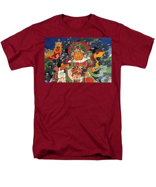 Men's T-Shirt  (Regular Fit) featuring the photograph Ladakh_17-15 by Craig Lovell