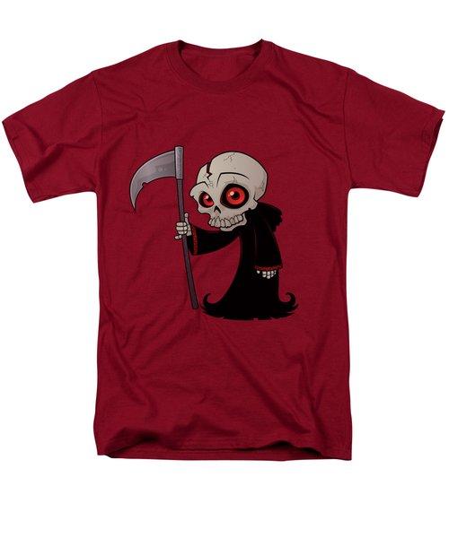 Little Reaper Men's T-Shirt  (Regular Fit) by John Schwegel