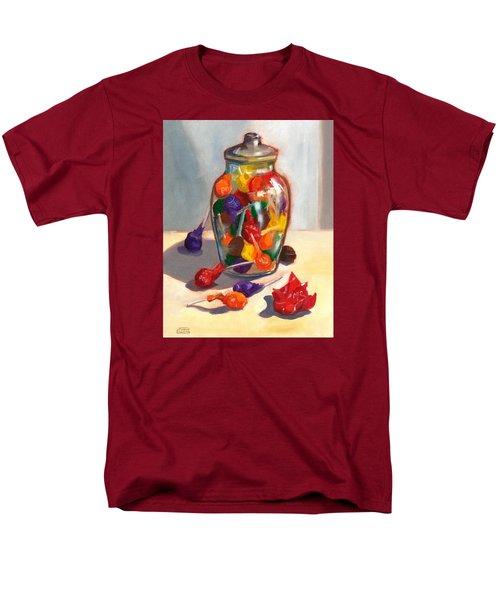 Lollipops Men's T-Shirt  (Regular Fit) by Susan Thomas