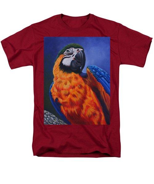 Macaw Men's T-Shirt  (Regular Fit)