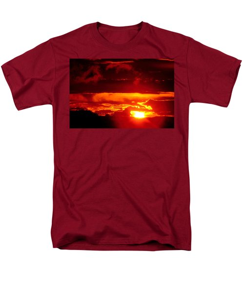 Moment Of Majesty Men's T-Shirt  (Regular Fit) by Bruce Patrick Smith