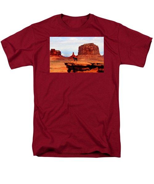 Monument Valley Men's T-Shirt  (Regular Fit)