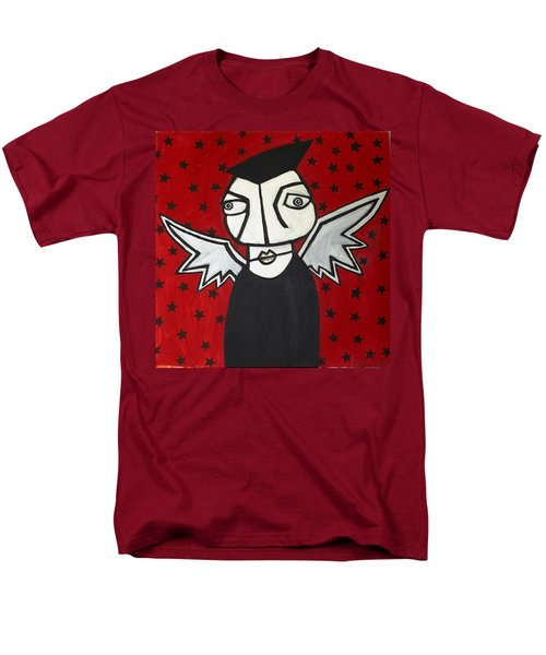 Mr.creepy Men's T-Shirt  (Regular Fit) by Thomas Valentine
