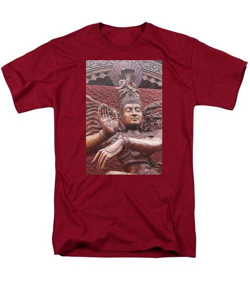 Nataraj, Fort Kochi Men's T-Shirt  (Regular Fit) by Jennifer Mazzucco