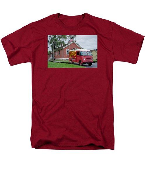 Nueske Meat Store Men's T-Shirt  (Regular Fit) by Susan  McMenamin